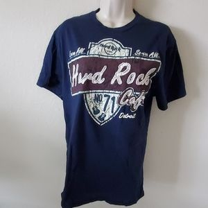 Detroit Hard Rock Cafe t-shirt